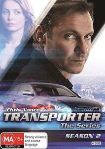 Transporter - The Series : COMPLETE Season 2 : NEW DVD
