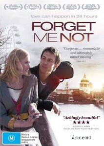 Forget Me Not (DVD, 2013) - Region Free