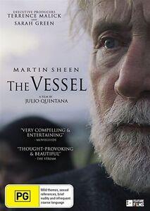 The Vessel (DVD, 2016) (Region 4) Aussie Release