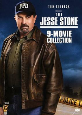 Jesse Stone Movie Collection New Dvd
