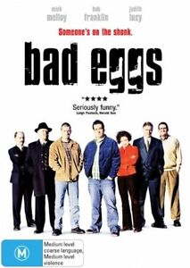 Bad Eggs (2003) Mick Molloy - NEW DVD - Region 4