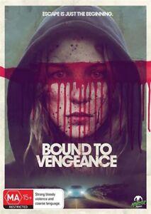 Bound To Vengeance (DVD, 2016) NEW