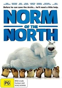 Norm of the North : NEW DVD
