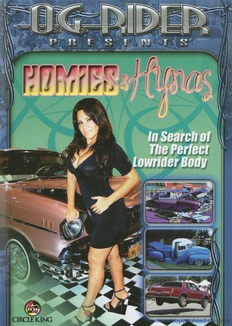 O.G. Rider: Homies and Hynas (DVD, 2007)