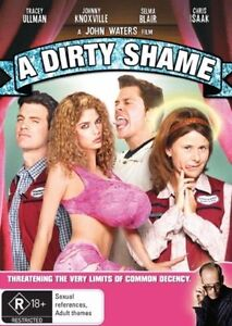 A Dirty Shame - New/Sealed DVD Region 4
