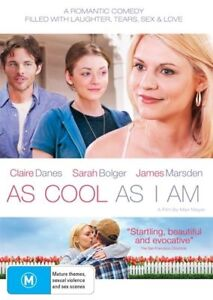 As Cool As I Am (DVD, 2015) COMEDY [Region 4] NEW/SEALED