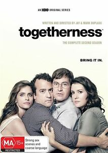 Togetherness Season 2 : NEW DVD