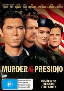 Murder At The Presidio (DVD, 2005)