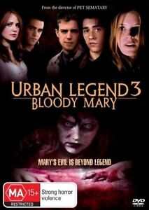 Urban Legends 03 - Bloody Mary (DVD, 2005)