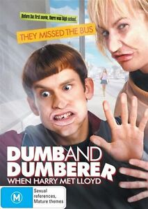 Dumb And Dumberer: When Harry Met Lloyd (DVD) Region 4 - New and Sealed