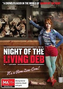 Night Of The Living Deb (DVD, 2016)