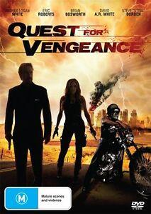 Quest For Vengeance (DVD, 2014)