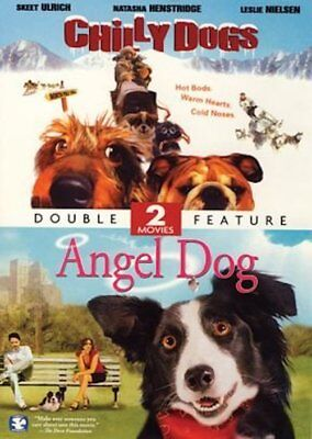 Double Feature: Chilly Dogs / Angel Dog (DVD, 2013, Full & Widescreen) FREE Ship