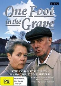 One Foot in the Grave: S2 Series 2 Season 2 DVD R4