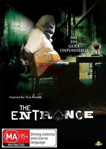 The Entrance (DVD, R4, 2010, Thriller, True Story, Free Postage)