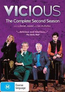 VICIOUS Series - Season 2 : NEW DVD
