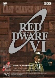Red-Dwarf-Series-6-DVD-2005-2-Disc-Set