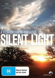 Silent Light (DVD, 2009) New & Sealed