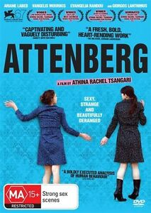 Attenberg DVD  NEW AND SEALED