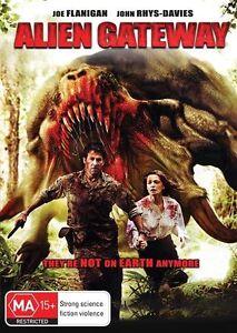 Alien Gateway (DVD, 2012) Brand New, Genuine & Sealed  - Free Postage Aust D44