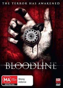 Bloodline (DVD, 2014) Horror BRAND NEW & SEALED!