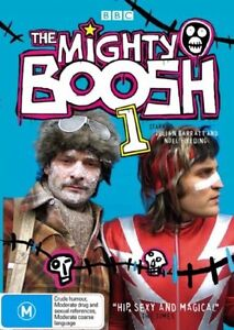 Mighty-Boosh-Series-1-DVD-2007-Australian-Edition-AS-NEW