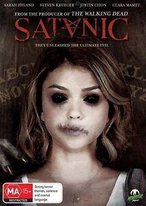 Satanic (DVD, 2016) (Region 4) Aussie Release