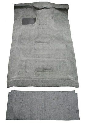 - 1987-1997 Ford F-350 Crew Cab 4WD Automatic Cutpile Replacement Carpet Kit