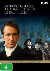The-Barchester-Chronicles-DVD-2006-2-Disc-Set-R4-VGC-Alan-Rickman