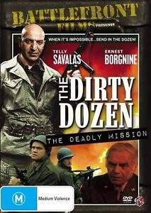 The Dirty Dozen - The Deadly Mission ( DVD )