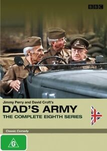 Dad-039-s-Army-Complete-Series-8-BBC-DVD-2007-Like-New-Region-4-k4