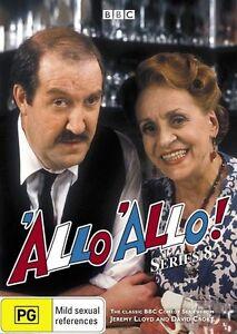 'Allo 'Allo! : Series 8 (DVD, 2008, 2-Disc Set)