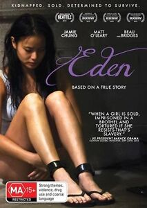 Eden (DVD, 2013) THRILLER [Region 4] NEW/SEALED Slavery Kidnapped