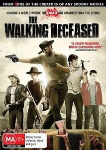 The Walking Deceased : NEW DVD