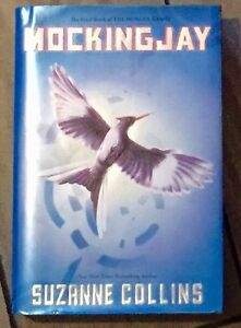 MOCKINGJAY Third Book Of The Hunger Games Series