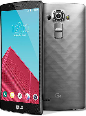LG G4 H811-32GB-Metalic Gray(T-MOBILE-UNLOCKED)VERY GOOD CONDITION-WITH WARRANTY
