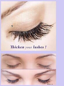 Eyelash growth serum grow longer thicker lashes Mosman Mosman Area Preview
