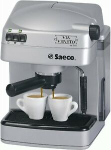 Saeco Via Veneto Espresso Machine Refurbished GREAT PRICE