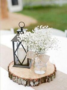 Wood Centrepieces