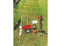 BMC Triumph Garden Multi Tool Hedge Trimmer/Chainsaw