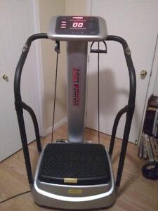 Exerciseur T-Zone vibration
