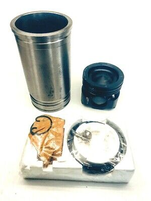 Cylinder Sleeve Kit With Piston Rings Detroit Diesel 1.6182 60 Series Engines