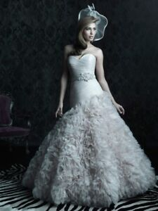 Wedding Dress - Allure Couture - Used - $500