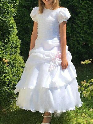 Erstkommunionkleid Erstkommunion Kleid Mädchen Größe