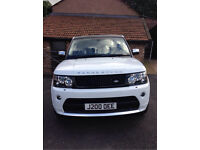 Range Rover Sport HSE Autobiography White / New Cambelt / 4 New tyres