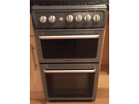 Gas cooker Hotpoint
