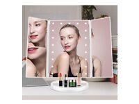 LED Lighed Makeup Vanity Mirror