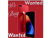 APPLE IPHONE X IPHONE 8 7 - 6S PLUS Samsung Galaxy note 8 s9 s8 macbook imac ipad WANTED PS4 XBOX