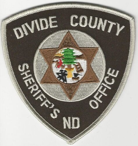 Divide County Sheriff State North Dakota ND