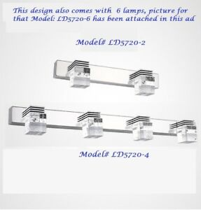 Brand New Bathroom Lights / Vanity Lights With Lowest Price